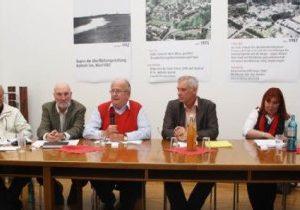 Runder Tisch Alt-Kaster mit Guido van den Berg MdL