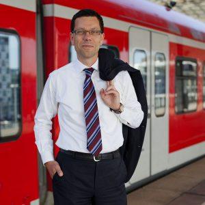 Dierk Timm, verkehrspolitischer Sprecher der SPD-Kreistagsfraktion