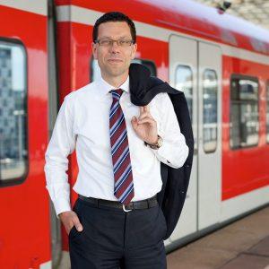 Dierk Timm, verkehrspolitischer Sprecher der SPD-Fraktion im Kreistag