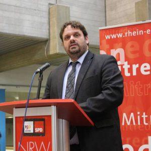 Guido van den Berg MdL auf dem SPD-Kreisparteitag 2013 in Pulheim