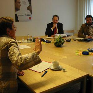 Gespräch mit Dr. Lale Akgün