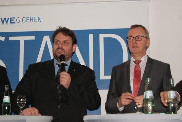 Podiumsdiskussion RWE Standort Zukunft in Hürth