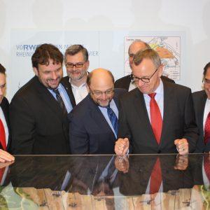 Martin Schulz in Weisweiler