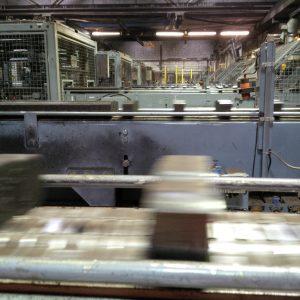 Briketts im Veredlungsbetrieb Frechen der RWE