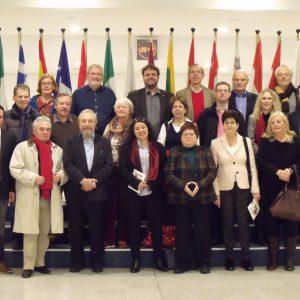 Vertreter der SPD-Kreistagsfraktion zu Gesprächen in Brüssel