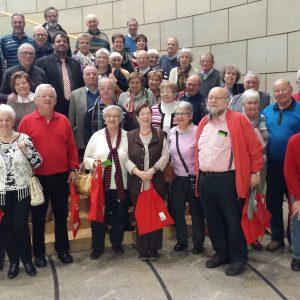 Seniorenbeirat Elsdorf besucht den Landtag
