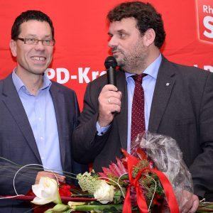 Guido van den Berg MdL und Dierk Timm