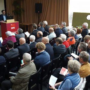 Marc Herter MdL spricht im Forum Terra Nova
