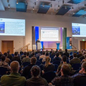 Rede von Guido van den Berg MdL auf dem Krüger Kollogium an der TU Bergakademie Freiberg