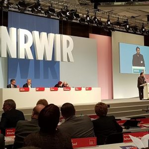 Guido van den Berg MdL auf dem Landesparteitag der NRW SPD