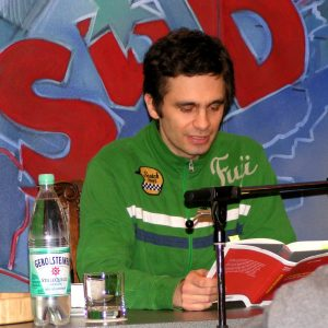 Lesung mit Nicol Ljubic