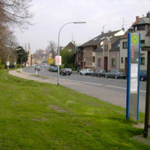 Bushaltestelle Quadrath-Ichenforf, Graf-Otto-Straße