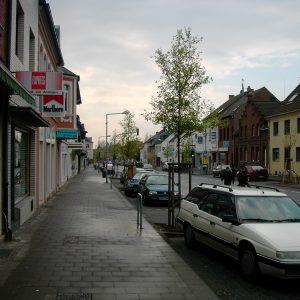 Köln-Aachener Straße in Quadrath-Ichendorf