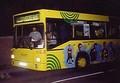 Der Disco-Bus im Einsatz