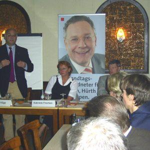 Jugenkonferenz in Horrem
