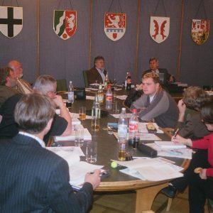 Treffen 2006-05-24 der SPD aus Bedburg, Bergheim und Elsdorf