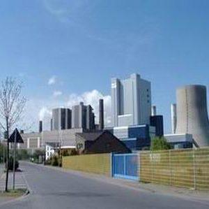 Bereits existierender BoA Block Nummer 1 von RWE in Niederaußem