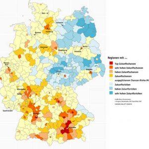 Zukunftsatlas 2007 der Prognos AG