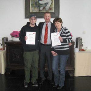 Silvia Lemmer, Ralf Jäger MdL und Martin Krupp