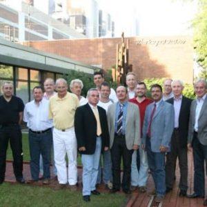 Treffen AfA Rhein-Erft und Düren in Niederaußem im Oktober 2008