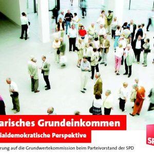 """Broschüre """"Solidarisches Grundeinkommen"""""""