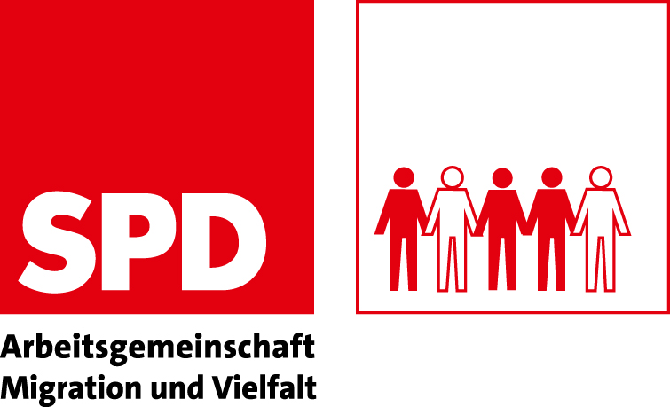 Logo AG Migration und Vielfalt