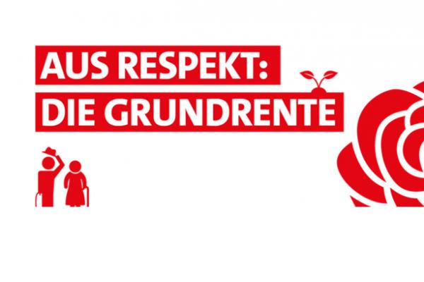SPD: Aus Respekt: Grundrente