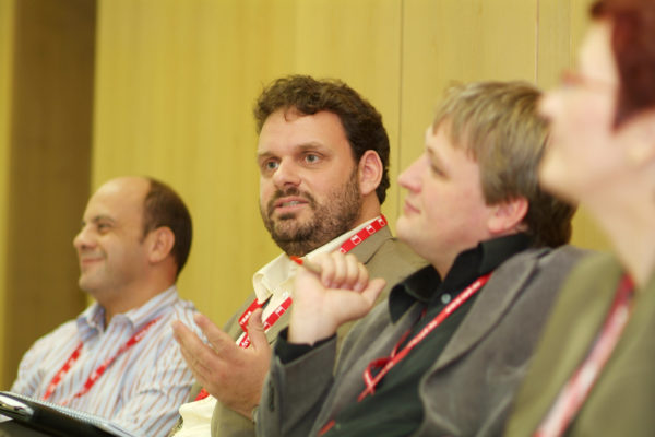 Guido van den Berg 2007