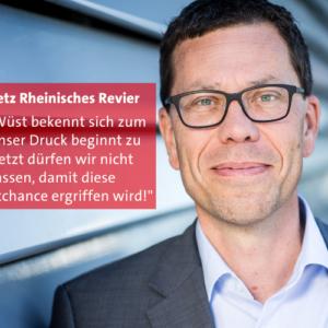 Dierk Timm: Jetzt nicht nachlassen, die Landesregierung bewegt sich. Jahrhundertchance Revier-S-Bahn jetzt ergreifen!