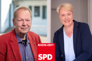 Jürgen Rolle und Iris Heinisch